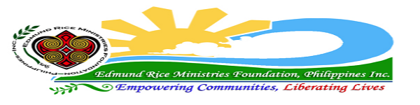 Edmund Rice Ministries - Maasin - Logo